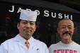 ハーレムに江戸前寿司がやってきた